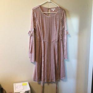 LC Runway Mini Dress